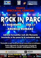 14 formatii in Prima Semifinala Rock In the Park