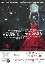 """Spectacolele din cadrul festivalului """"Viata e Frumoasa"""" 2013"""