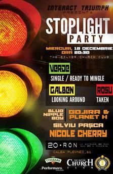 Stoplight Party @ Silver Church