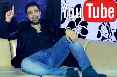Florin Salam - O iubire imposibila 2018 - YouTube   Fratele Lui Florin Salam