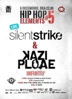 Concert Silent Strike & Kazi Ploae in B52