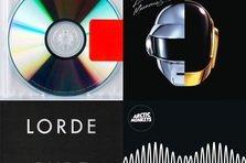 Rolling Stone prezinta topul anului 2013