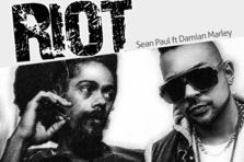 Sean Paul - Riot feat Damian Marley (videoclip)