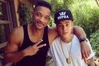 Justin Bieber si Will Smith, cei mai tari pe Instagram