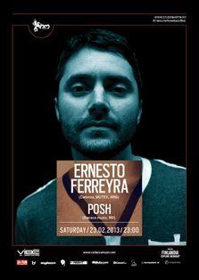 Ernesto Ferreyra si Posh in Studio Martin!