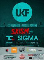UKF @ arena dnb la Arenele Romane!
