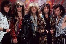 Then & Now - Bon Jovi