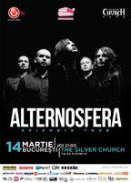 Concert ALTERNOSFERA - EPIZODIA in THE SILVER CHURCH CLUB