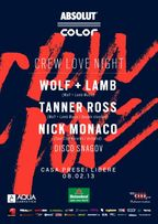 Color Party: Wolf + Lamb, Tanner Ross si Nick Monaco