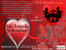 My Lovely Valentine @Paparazzi Friends
