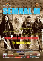 Premiera la Hard Rock Cafe: concert SEMNAL M