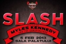 Slash feat. Myles Kennedy and The Conspirators - Program si reguli de acces
