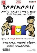 Tapinarii: Concert Anti Valentine's Day in Club A