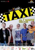 Concert TAXI in Hard RocK Cafe din Bucuresti!