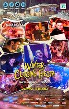 Winter Closing @Casa Baraj Valiug