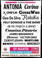 Guess Who si Antonia la Xland Music Festival