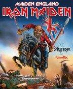 Concert Iron Maiden si Anthrax in Piata Constitutiei