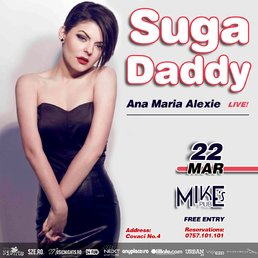 Sugga Daddy - Ana Maria Alexie LIVE @Mike's Pub