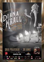 Concert Diana Krall la Sala Palatului!