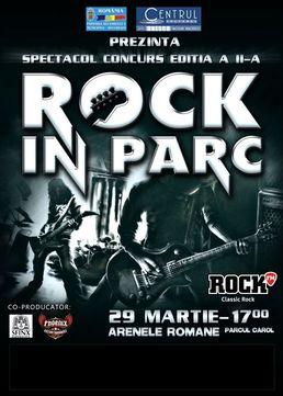Preselectie Rock in Parc – editia a doua - Arenele Romane