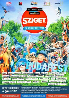 "Sziget 2013: 120% World Music - ritmuri tiganesti si ""spaghetti Balkan"""