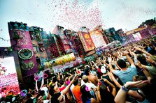 Dupa ce a cumparat Beatport, SFX achizitioneaza ID&T, producatorul Tomorrowland si Sensation