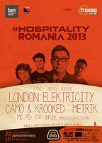 HOSPITALITY ROMANIA 2013 @ arena dnb la Arenele Romane!
