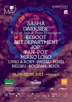 Castiga 2 invitatii la party-urile The Mission 1st of May!