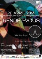 Rendez-Vous cu Shukar Collective - Blue Balloon Dance Series