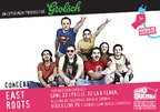 East Roots la Guerrilive + The Mono Jacks au cantat in premiera piesa THIS