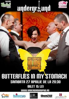 Concerte Butterfly In My Stomach!