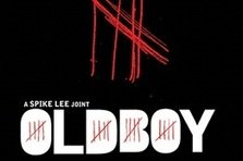 Primul poster pentru OLDBOY, varianta americana