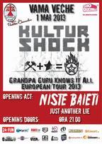 Kultur Shock - concert Balkan Gypsy Punk Metal La Copac!