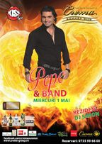 Concert Pepe in Crema Summer Club pe 1 Mai