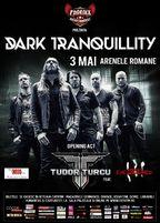 Concert Dark Tranquillity si Tudor Turcu la Bucuresti
