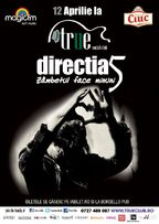Concert Directia 5 in True Club
