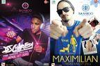 Concert MAXIMILIAN + party cu DJ CHARLESY (TINIE TEMPAH) @Bamboo