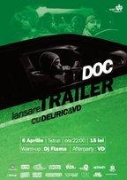 DOC lansare Trailer cu Deliric si VD in Setup Venue