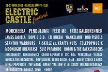 Feed Me, LTJ Bukem, Dope D.O.D., Moonlight Breakfast printre noii confirmati la Electric Castle Festival
