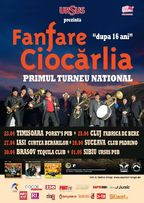 Fanfare Ciocarlia - Turneu National