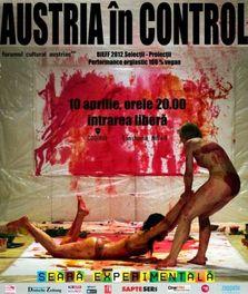 AUSTRIA in CONTROL - proiectii si muzica live