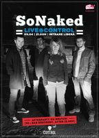 SoNaked - live act + Brutus! in Control Club