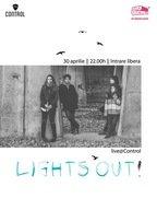 Concert LIGHTS OUT! - live@Control!