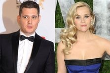 Michael Buble feat Reese Witherspoon - Something Stupid (piesa noua)