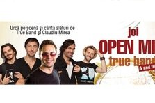 True Band & Friends si Claudiu Mirea in True Club