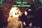 Drei Ros - Wolf Chase feat Ion din Romania (premiera videoclip)