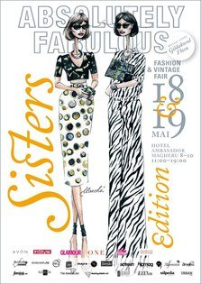 Absolutely Fabulous Fashion&Vintage Fair - Sisters Edition