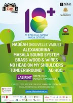 18+ Festival de muzica si arte vizuale la Cluj Napoca!