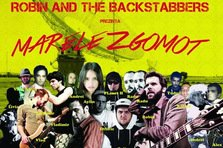 Concurs: Robin and The Backstabbers - Marele zgomot la Arenele Romane