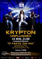 Concert de lansare Krypton la Beraria Hanul cu Tei